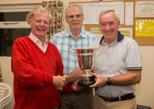 The bowls winners